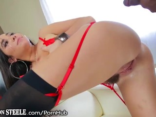 Y Tu Mama Tambien Sex Scene Lexington Steele Give HUGE Cock to Karlee Grey