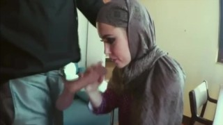 Blowjob From Egyptian Girl