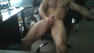 Fucking around with my cock