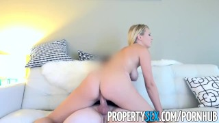 Apartment polish on beauty pussy uses get propertysex to landlord tight female pussy