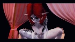 Succubus Demon - 01