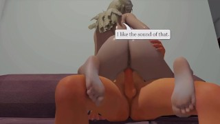 Cute Specter - 01  3d hentai point of view riding hentai femdom blonde pov anime 3d cowgirl 60fps straddle tk17 girl on top
