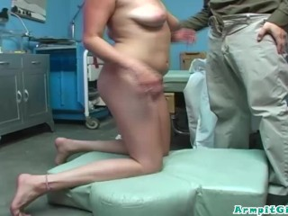 Sex noises on soundcloud lacey jayne gets a check up at the doctors and gives up her pussy tee