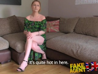 Roxie Rain Naked Fakeagentuk Finger Fucking Ass Licking And Cum Drenched Pussy For Redhead
