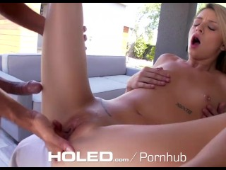 HOLED –  Aspen Ora deserve some deep anal punishment