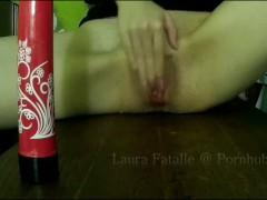 Step sister caught masturbating compilation - Laura Fatalle