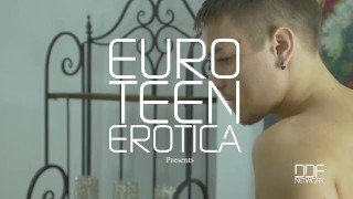 EuroTeen-Naughty Masseuse - Oiled down and fucked hard