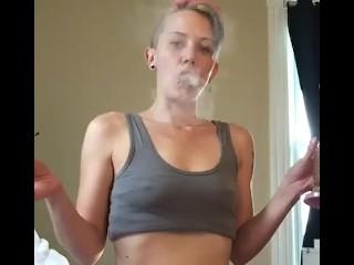Morning smoke sesh