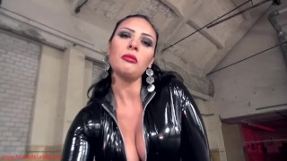 Ruined for My latex pleasure  human furniture bdsm female orgasm oral facesitting femdom goddess masturbate handjob kink smothering domina latex bondage female domination ruined orgasm