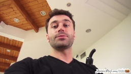House Party Full of Young Teen Pussy Eating Sluts Show Off for James Deen