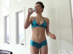 James deen and lily labeau talk consent and boundaries before anal punishme