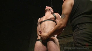 Tryp Bates Faces a Nightmare of Extreme BDSM Water Torment