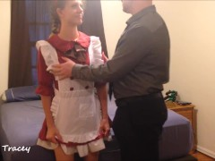 Paying the Maid
