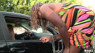 Stacy Adams Working Shaft For a Video Spot Butt black