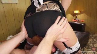 Hot goddamn kate aubrey is fucking so fuck maid