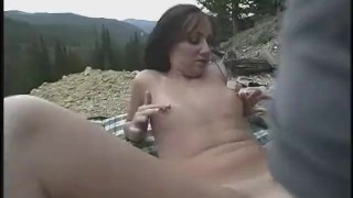 Valerie picked up and fucked at the park Ts small