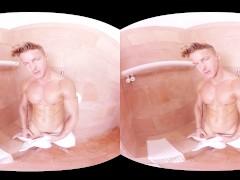 VirtualRealGay - Cold shower