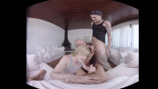 VirtualRealGay - Posh fucking party