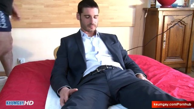 Watch free sample gay porn online no sign up My banker made a porn: watch his huge cock gets wanked