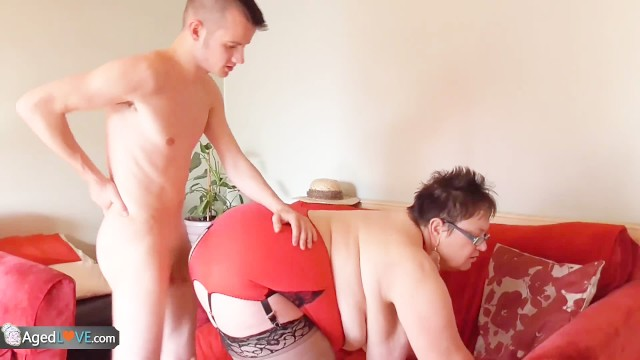 Hairy hairy old aged pussy videos Gardener sam bourne fucks old bbw granny