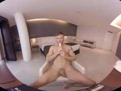 VirtualRealGay.com - solo with Matthew Anders