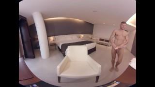 VirtualRealGay.com - solo with Matthew Anders Webcam masturbating