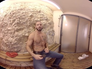 VirtualRealGay.com - The Shower