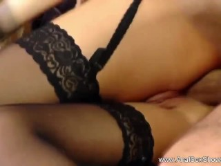 Euro Babe Wants Anal Sex