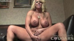 Amazon Blonde Alura Jenson Likes To Be Touched