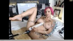 Anna Bell Peaks webcam