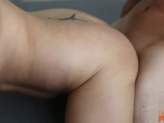 Milf Takes Advantage of Young Teen With Big Cock