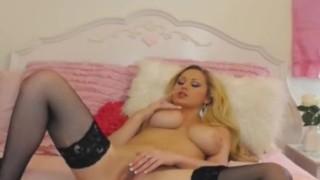 Big round beautiful masturbates tits with babe blonde nice ass