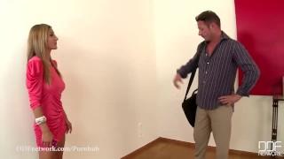 Double ddf penetration network romanian model loves glamour in cum