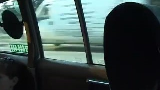 busty teen fucked on backseat
