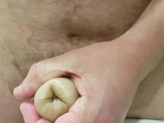 Turning my penis into a cervix