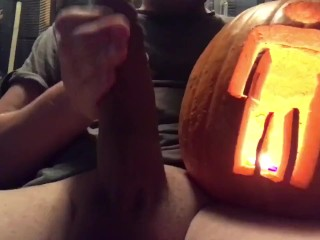 Monsters ARE real... Happy horny Halloween!