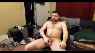 Thedudewhosadude takes on popper training Jerking big