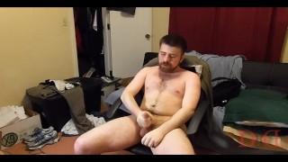 Thedudewhosadude takes on popper training Webcam uncut