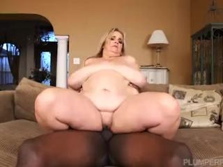 Busty BBW Cougar Cami Cooper Get Some Big Black Cock