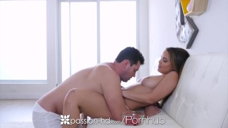 Passion-HD - Dillion Harper flops her big tits and wet pussy on dick raven hardcore sexy dillion harper sex big tits blowjob riding porn cumshot reverse cowgirl brunette xxx passion hd hd