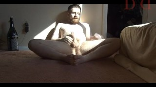 Thedudewhosadude shows off his feet Cock cock