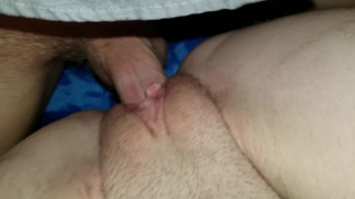Good creampie pull felt out to too amateur amateur