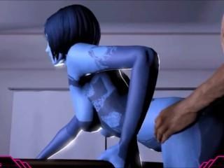 Big dick sex videoer