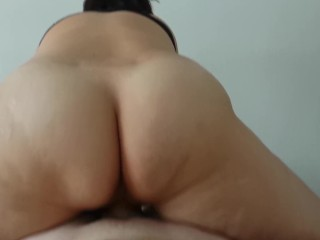 Step mom pleasuring her son Mom And Step Son