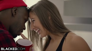 And stretched out abella two karlee keisha bbc's blacked by riding blacked