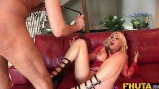A kennedy fhuta opens rigid tristyn to her butt hole dick jerking gonzo