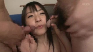 Subtitled Japanese Tsubomi blowjob party leads to bukkake  subtitled asian cumshot zenra blowjobs cum subtitles weird japanese school bizarre japan bukkake group facial enf