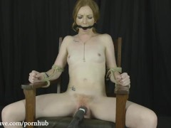 : Katy Kiss Chair Tied and Cumming