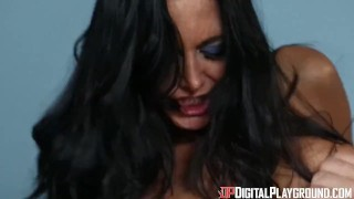 Huge digital playground ava her needs pussy addams dick inside bigtits boobs