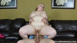 Busty Big Belly BBW Nikky Wilder